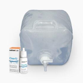 Wasser Lager Paket 10L